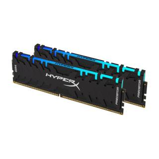 Kingston HyperX Predator Predator RGB 16GB kit 2x8GB DDR4 4000MHz CL19