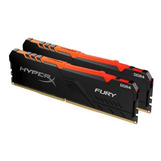 Kingston HyperX Fury RGB 32GB DDR4 2x16GB DDR4 3600MHz CL17