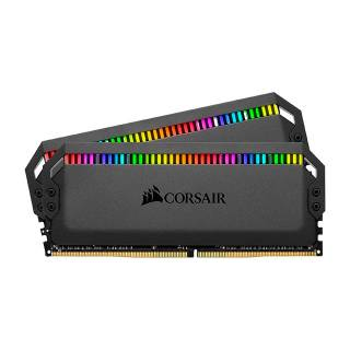 Corsair CMT32GX4M2C3000C15 Dominator Platinum RGB 32GB Kit 2x16GB DDR4 3000MHz CL15