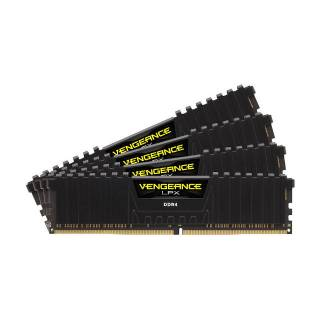 Corsair CMK128GX4M4D3600C18 Vengeance LPX  128GB Kit 4x32GB DDR4 3600MHz CL18