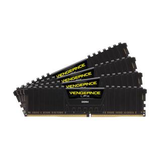 Corsair CMK64GX4M4E3200C16 Vengeance LPX 64GB Kit 4x16GB DDR4 3200MHz CL16