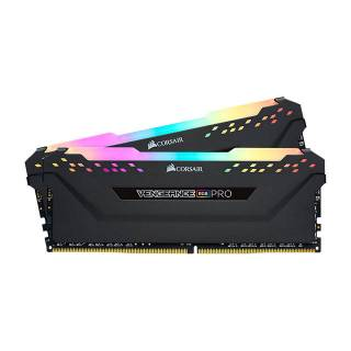 Corsair CMW16GX4M2Z3600C20 Vengeance Pro RGB 16GB Kit 2x8GB DDR4 3600MHz CL20