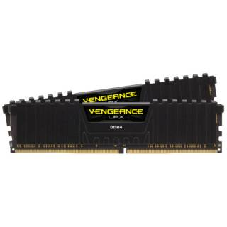 Corsair CMK32GX4M2B3000C15 Vengeance LPX 32GB Kit 2x16GB DDR4 3000MHz CL15