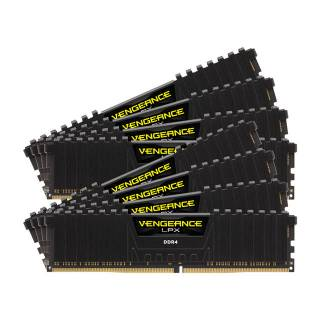 Corsair CMK128GX4M8X3200C16 Vengeance LPX 128GB Kit 8*16GB DDR4 3200MHz CL16