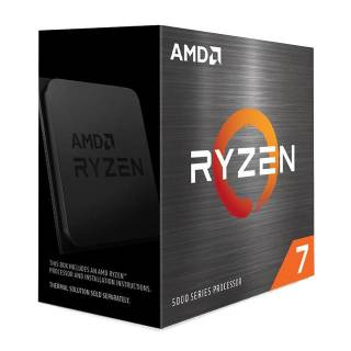 AMD Ryzen 7 5800X 8 Core 3.8GHz 32MB skAM4 Box