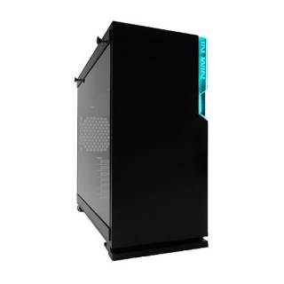In Win 101C Black Middle Tower Paratia Laterale Vetro Temperato Type - C No - Power minITX / mATX / ATX Nero