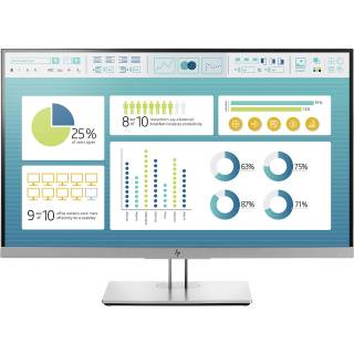 HP EliteDisplay E273 Monitor 27 60Hz IPS FullHD 5ms Pivot USB VGA/HDMI/DP