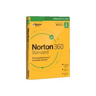 Norton 360 Standart 2020 1 Dispositivo 10GB Backup