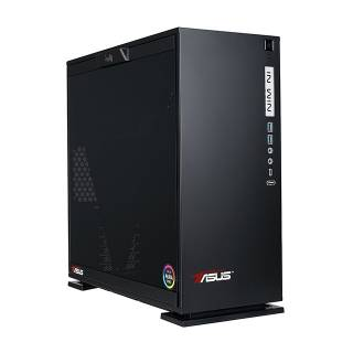 In Win 303 Infinity RGB Middle Tower Vetro Temperato No-Power miniITX/mATX/ATX Nero