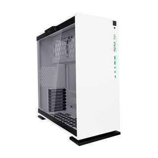 In Win 303C WHITE Middle Tower Paratia laterale vetro temperato - Bianco No-Power mATX/miniITX/ATX