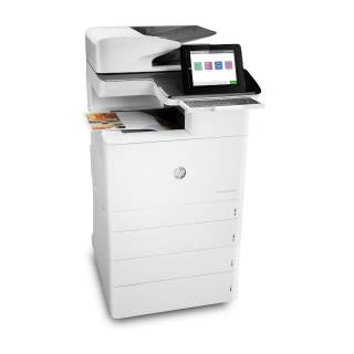 HP LaserJet Flow Enterprise M776z Multifunzione Laser a Colori Stampa/Copia/Scan/Fax A3 Wi-Fi 46ppm