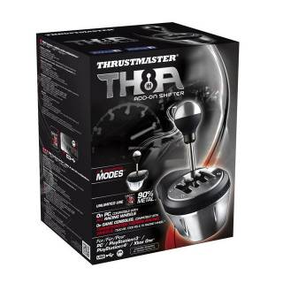 Thrustmaster 4060059 TH8A Add - On Shifter  PC / PS3 / PS4 / Xbox One
