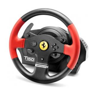 Thrustmaster Volante T150 Ferrari Wheel Force Feedback PC/PS4/PS3 USB