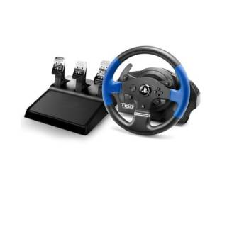 Thrustmaster T150 Force Feedback Pro Volante + Pedali USB PC/PS3/PS4/PS5