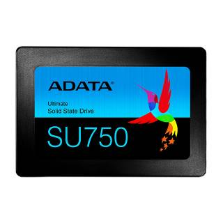 Adata Ultimate SU750 SSD 256GB SataIII 2.5 550/520 MB/s TLC