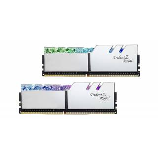 G.Skill Trident Z Royal 16GB Kit 2x8GB DDR4 3600MHz CL18