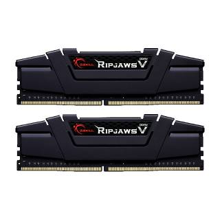 GSkill F4-3600C16D-16GVKC Ripjaws V 16GB Kit 2x8GB DDR4 3600MHz CL16 Nero