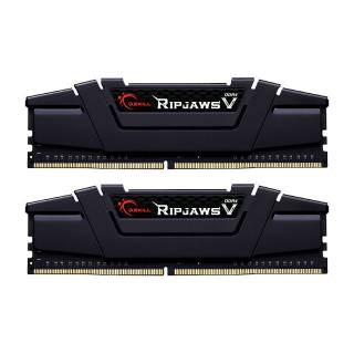 GSkill F4-3600C16D-16GVK Ripjaws V 16GB Kit 2x8GB DDR4 3600MHz CL18 Nero