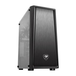 Cougar MX340 Middle Tower No Power minITX/mATX/ATX Nero