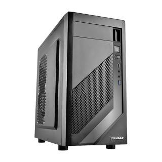 Cougar MG110 Mini Tower No-Power minITX/mATX Nero