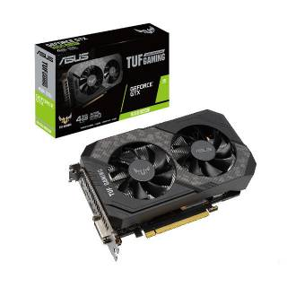 Asus GeForce GTX 1650 Super TUF 4GB GDDR6 DVI/HDMI/DP PCi Ex 3.0 16X