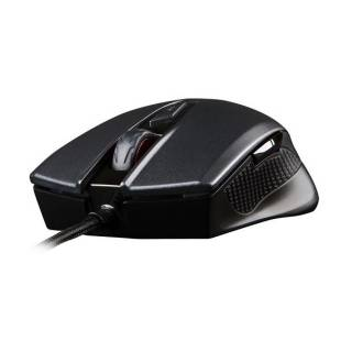 MSI Clutch GM40 Black Mouse Ottico 5000DPI 9 Tasti Ambidestro USB Nero