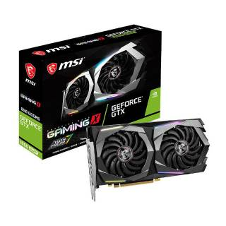 MSI GeForce GTX 1660 Super Gaming X 6GB GDDR6 HDMI/3*DP PCi Ex 3.0 16x