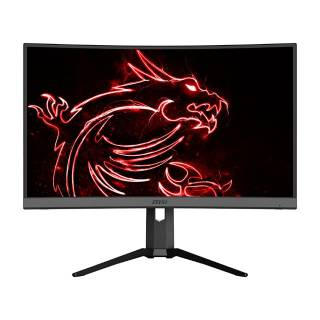 MSI Optix MAG272CQR Monitor 27 Curvo VA 165Hz WQHD 1ms FreeSync USB3.2 HDMI/DP/USB-C