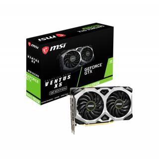 MSI GeForce GTX 1660 Super Ventus OC 6GB GDDR6 HDMI/3*DP PCi Ex 3.0 x16