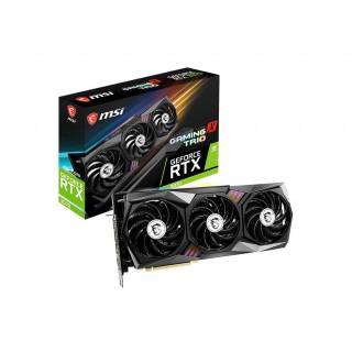 MSI GeForce RTX 3070 Gaming X Trio 8GB GDDR6 HDMI/3*DP PCi Ex 4.0 16x