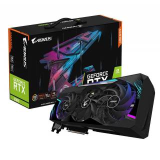 Gigabyte GeForce RTX 3080 Master 10GB GDDR6X 3*HDMI/3*DP PCi Ex 4.0 16X