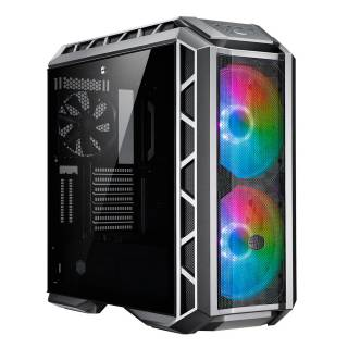 Cooler Master MasterCase H500P Mesh ARGB Middle Tower Vetro Temperato No-Power MinITX/mATX/ATX/E-ATX Gun Metal