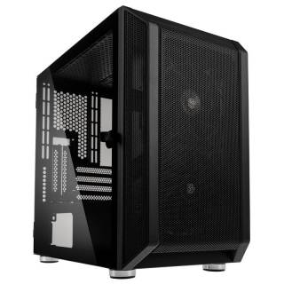 Kolink Citadel Mesh Mini Tower Vetro Temperato No-Power minITX/mATX