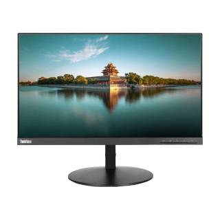 Lenovo ThinkVision T22i Monitor 21.5 IPS FullHD 6ms Pivot USB3.0 VGA/HDMI/DP Nero