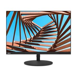 Lenovo ThinkVision T25d-10 Monitor 25 IPS WUXGA 6ms Pivot USB3.1 VGA/HDMI/DP Nero