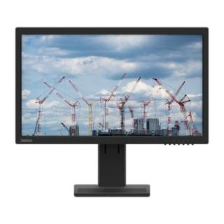 Lenovo ThinkVision E22-20 Monitor 21.5 60Hz FullHD 14ms Multimediale VGA/HDMI/DP