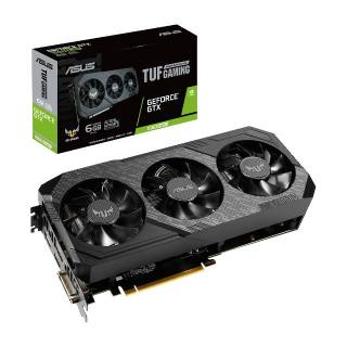 Asus TUF GeForce GTX 1660 Super TUF 3 6GB GDDR6 DVI/HDMI/DP PCi Ex 3.0 16x