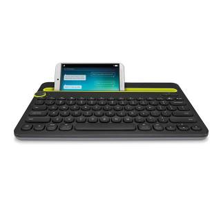 Logitech K480 Tastiera Bluetooth Multi-Device Nero