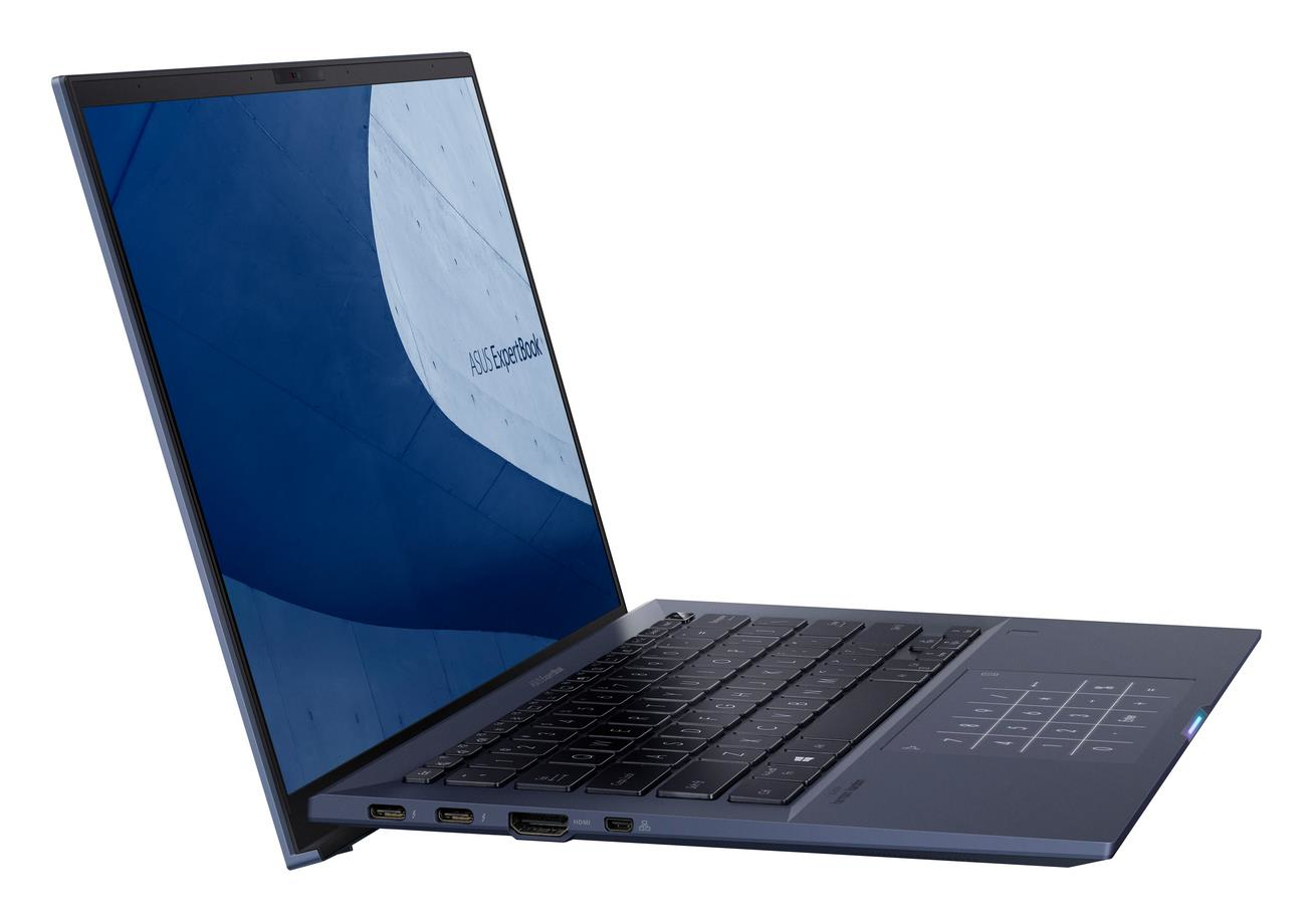 Asus ExpertBook B9450FA Intel Core i7-10510 16GB Intel UHD SSD 1TB 14 FullHD Win 10 Pro Star Black