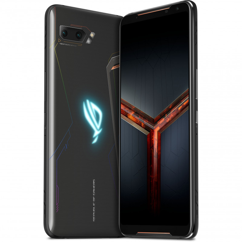 "Asus ROG Phone II Elite Edition - ZS660KL-1A012EU - 6,6"" - 12/512 GB HDD - Glossy Black"