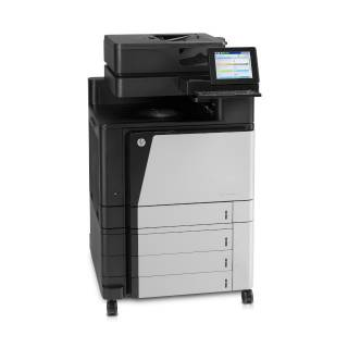 HP LaserJet Enterprise Flow M880z Multifunzione Laser Colori Stampa/Copia/Scan/Fax A3 GLAN 46ppm