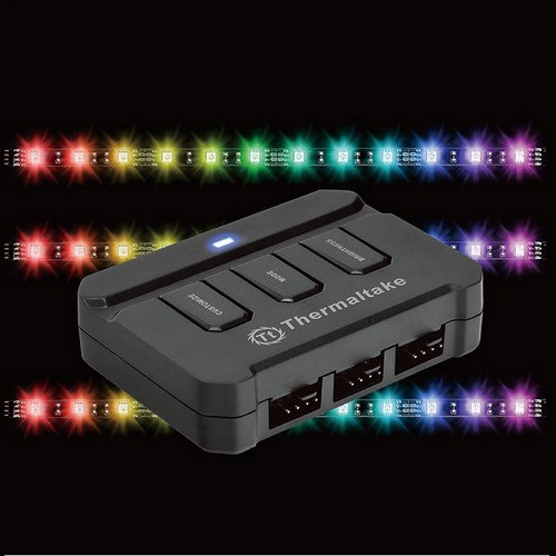 THERMALTAK LUMI COLOR 256C RGB MAGNETIC LED STRIP CONTROL PACK
