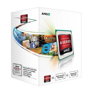 AMD A4-4020 APU Dual Core 3.2GHz L2-1MB HD7480D skFM2 Trinity Box