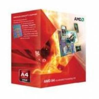 AMD A4 6300 APU Dual Core 3.7GHz L2-1MB Llano skFM2 Box