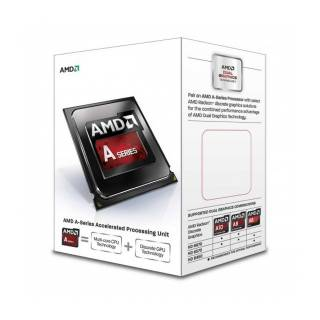 AMD A8 - 7600 APU Quad Core 3.80GHz L2 - 4MB R 7 skFM2 +  Kaveri Box