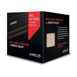 AMD A10 7890K 4.1GHz Socket FM2 +  Wraith Cooler