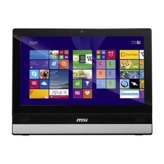 MSI ADORA20 2M - 044EU ADORA20 2M Intel Pentium 3560M 4GB Intel HD 1TB 19.5'' Touchscreen HD +  Win10 Nero