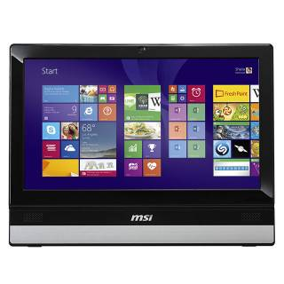 MSI Adora22 2M - 064EU ADORA22 2M Intel Core i3 - 4000M 4GB Intel HD 1TB WiFi 21.5'' FullHD Multi - Touch Win 8.1 Silver