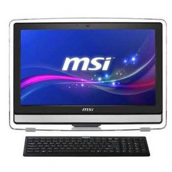 MSI AE222 - 283XEU Intel Core i3 - 4160 4GB Intel HD HDD 500GB 21.5'' FullHD Wi - Fi FreeDos Nero
