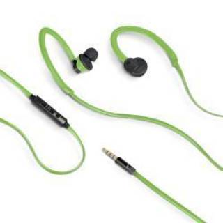 Celly AIRPRO100GN Auricolari con Microfono Stereo Jack 3.5mm Verde